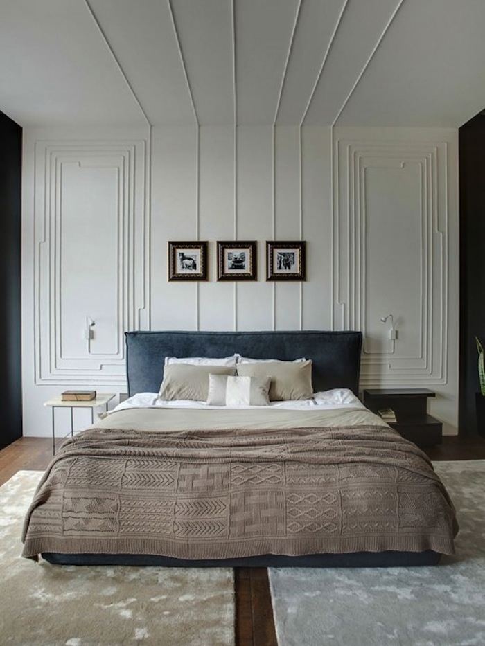 how to decorate a master bedroom for both him and her