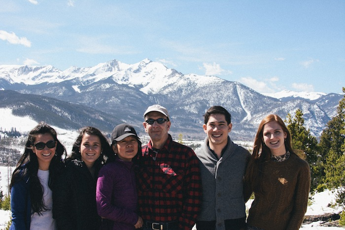 family trip to colorado