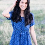 a blue boho dress_everygoodthingblog